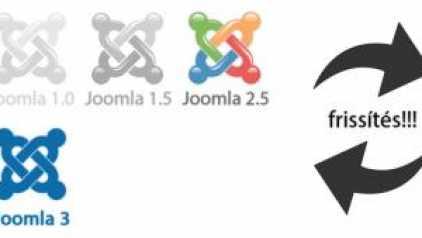 Joomla honlap verzió frissítés miért fontos, miért szükséges?